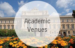 Academic venues