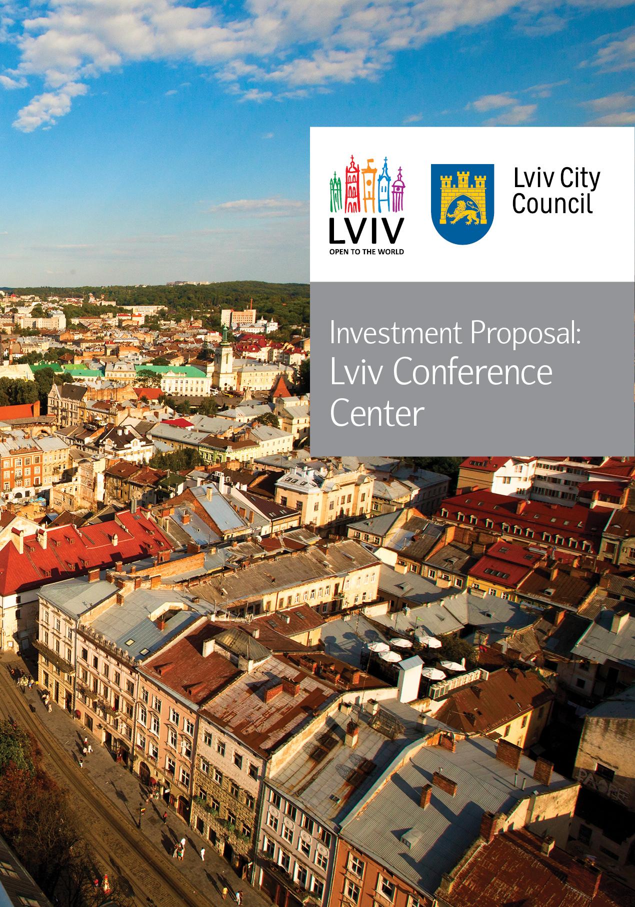 Lviv Conference Center_Cover