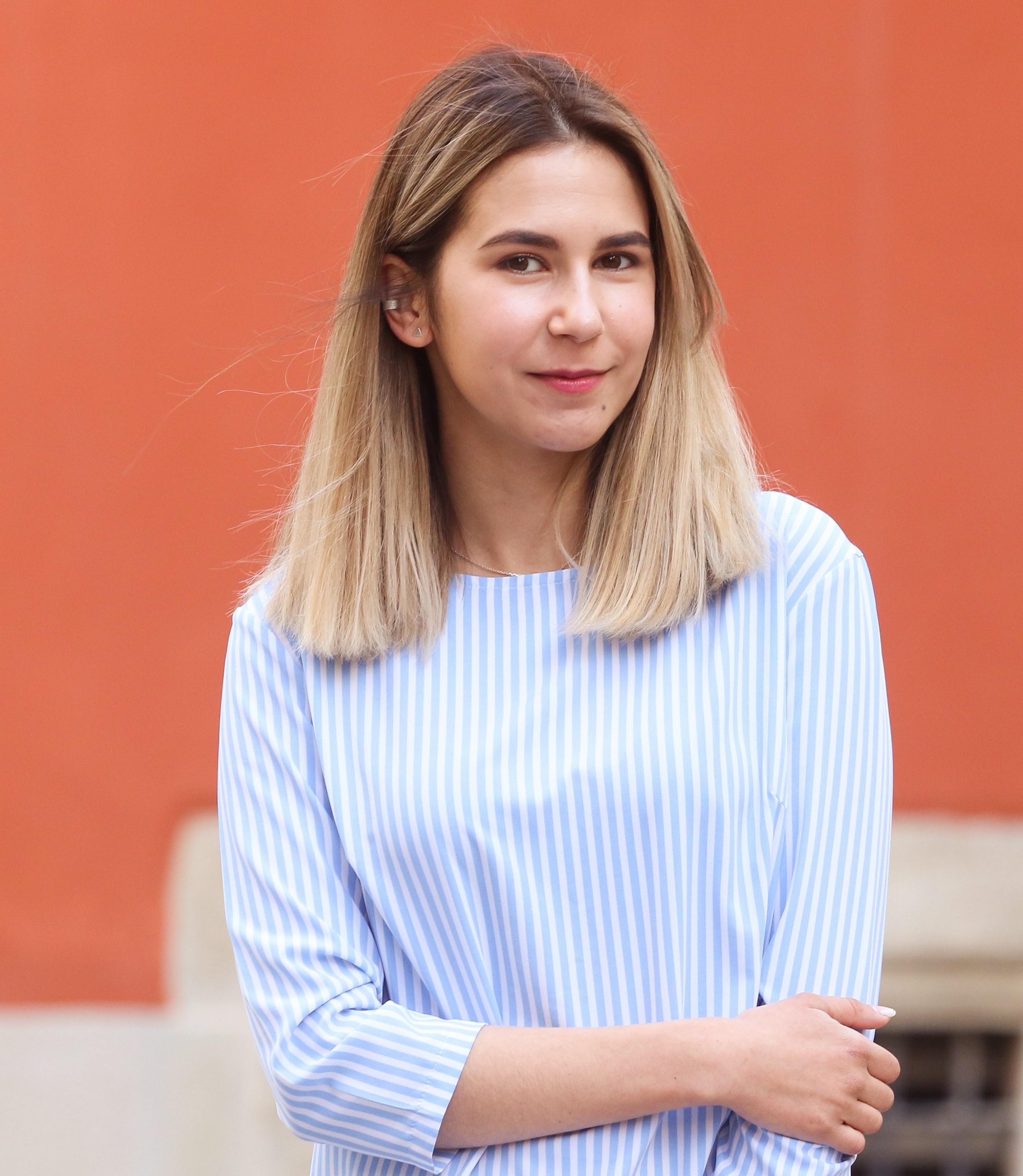 Natalia Tymets