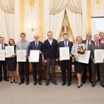 26 листопада відбулася церемонія нагородження Почесних Амбасадорів Львова