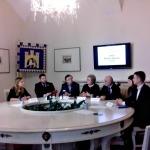 Відбулася прес-конференція з Почесними Амбасадорами Львова