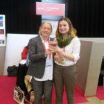 Ділову гостинність Львова представили на міжнародній виставці у Вільнюсі