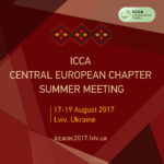 Registration for the ICCA CEC Summer Meeting 2017 is open