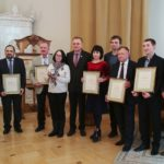 Переможці конкурсу талановитих учених отримали нагороди