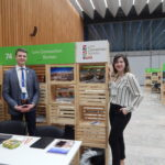Lviv сonference services were presented at a business exhibition in Slovenia