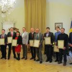 У Львівській міській раді вручили премії талановитим науковцям на 250 тисяч гривень