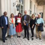 Візит президента Європейської асоціації ветеринарної фармакології та токсикології до Львова