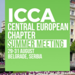ICCA Central European Chapter Summer Meeting  in Belgrade