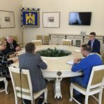 Professors of Lublin Medical University visited Lviv to organize medical conference