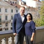 Sandeep Mahal – Director for Nottingham UNESCO City of Literature visited Lviv