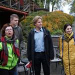 Львівське конференц-бюро взяло участь в  екологічному проекті у Швеції