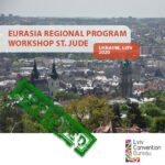 Eurasia Regional Program Workshop St. Jude will take place in Lviv.