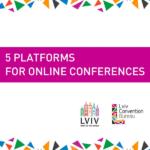 5 платформ для онлайн-конференцій
