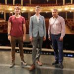 Урочистий старт Програми Почесних Амбасадорів Львова зі сцени Оперного театру